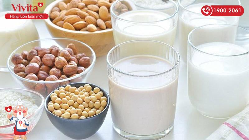 Sữa dành cho người già bị cao huyết áp