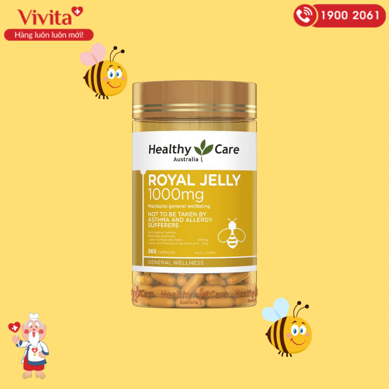 Với chiết xuất từ sữa ong chúa, sản phẩm là lựa chọn hàng đầu với những ai có nhu cầu làm đẹp sử dụng các nguyên liệu từ thiên nhiên.