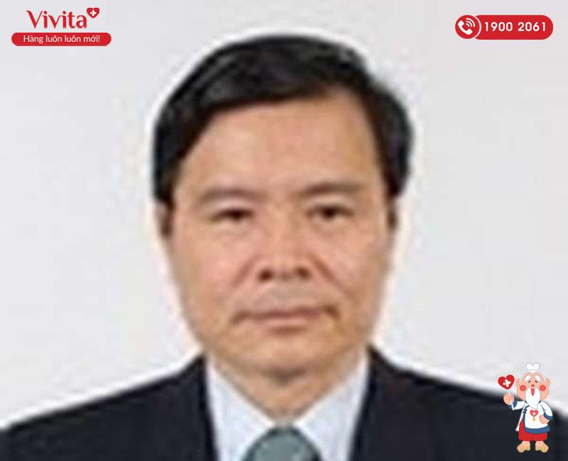 PGS.TS.BS Trần Văn Phơi