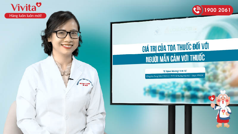 TS.BS Trịnh Hoàng Kim Tú – Chuyên khoa Hô hấp