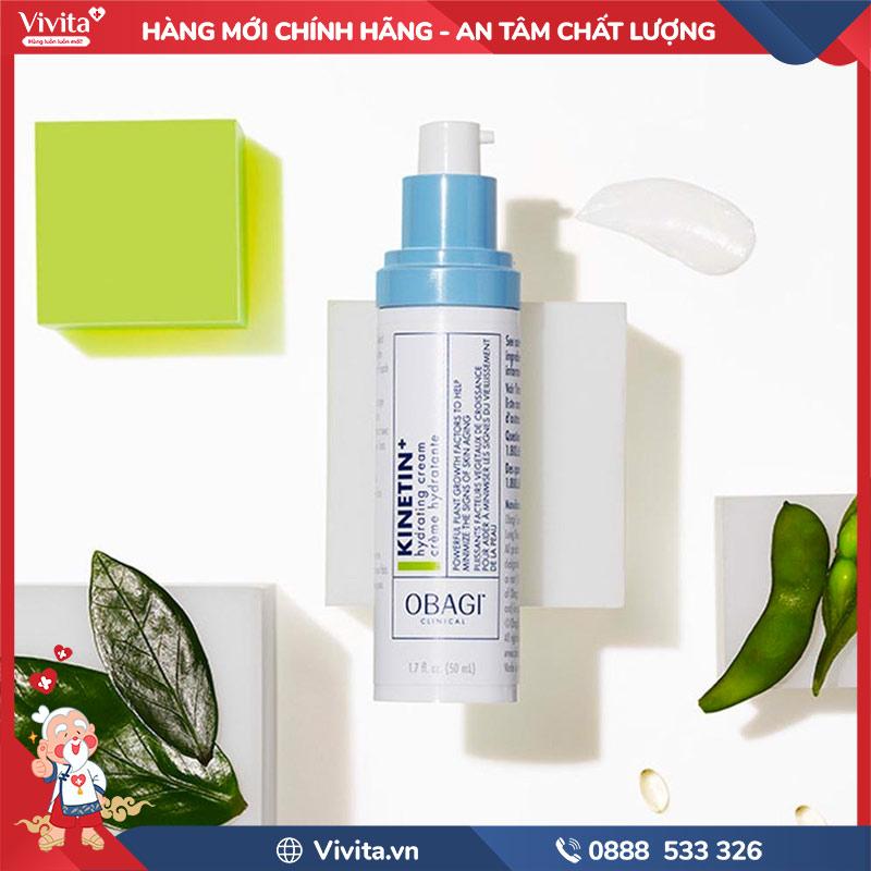 Kem dưỡng Obagi Clinical Kinetin+ Hydrating Cream