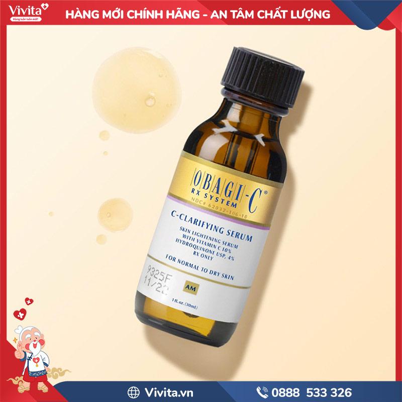 Serum Obagi Rx C-Clarifying For Dry Skin