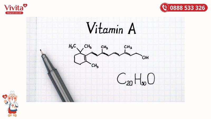 Tretinoin là dẫn xuất từ Vitamin A